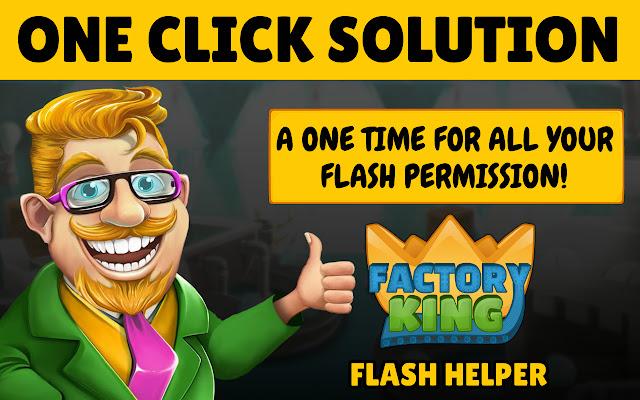 Factory King Flash Helper