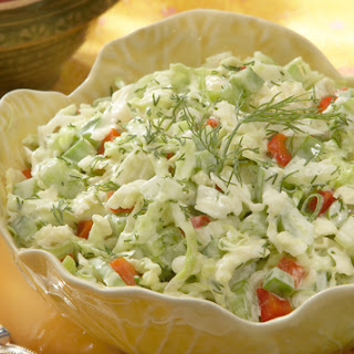 Garden Goodness Slaw