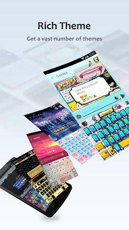 GO Keyboard Lite + Emoji 2.60 screenshot 219473
