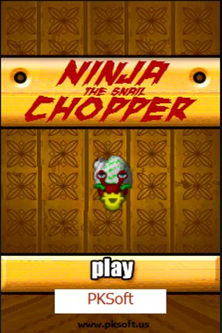 Ninja the Snail Chopper