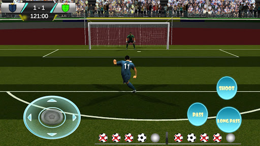 Playing Football 2020 apkmind screenshots 5