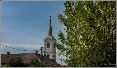 Photo: Str. George Coșbuc, vedere Biserica Unitariana - 2017.05.03