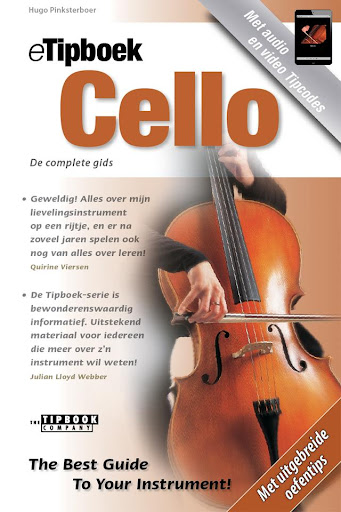 eTipboek Cello