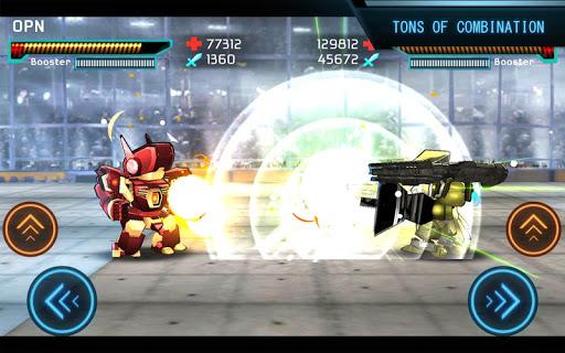 Megabot Battle Arena: Build Fighter Robot screenshots 21