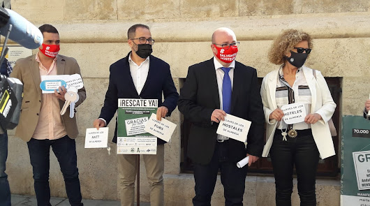 Pedro Sánchez-Fortún se pone al frente de los hosteleros de Almería