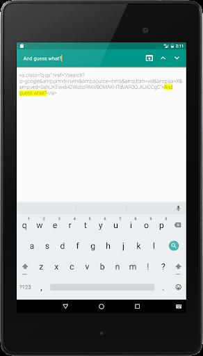 HTML/CSS Website Inspector 2.17 screenshots 9