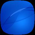 S8 Live Wallpaper Xperia Infinity Silk icon
