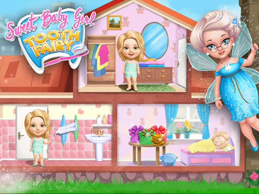 Sweet Baby Girl Tooth Fairy 1.0.115 screenshots 21