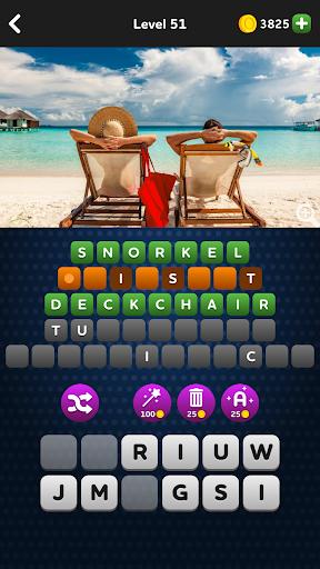 Word Pic - 1 Image 5 Words screenshots 6