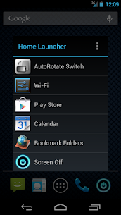 Home Button Launcher 2