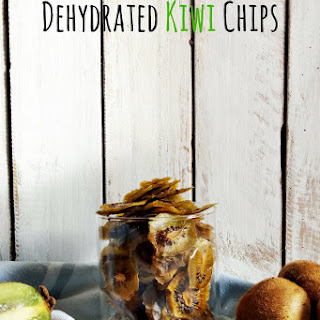 How to Easily Dehydrate Kiwi Recipe