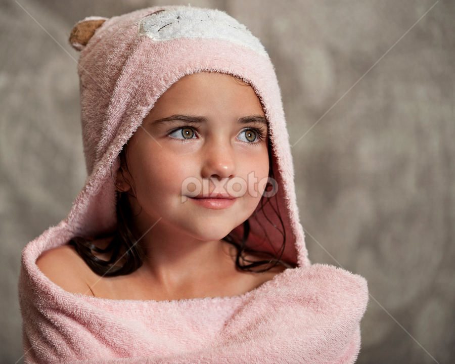 Bath Time by Melissa Papaj - Babies & Children Child Portraits ( child, girl, bath,  )