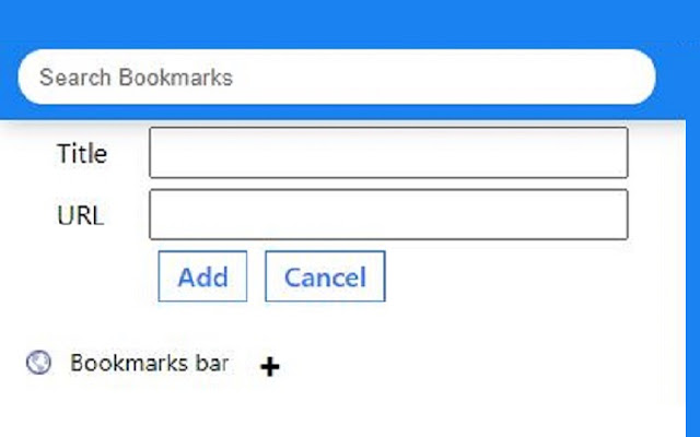 My Bookmarks