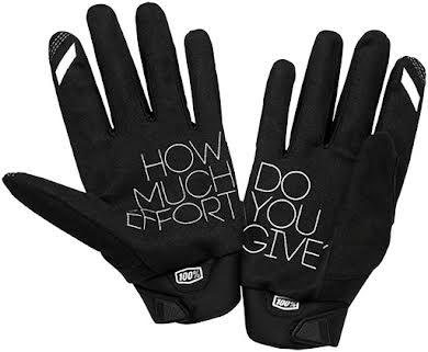 100% Brisker Men's Full Finger Gloves alternate image 6