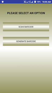 Barcode Scanner screenshot 0