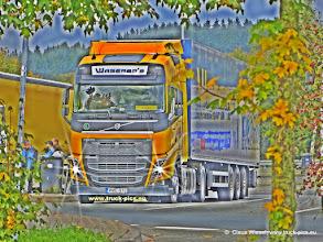 Photo: NEW FH from WABERER   >>> Noch mehr Bilder von Trucks, LKW, Old- und Youngtimern, US-Cars und noch viel mehr findest Du hier: >>> www.truck-pics.eu
