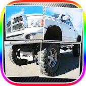 Cars & Trucks Puzzle for Kids