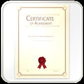 Certificate Maker Mod