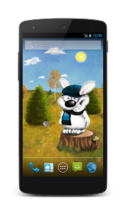 Curious Bunny Free- screenshot thumbnail