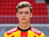 Maxime De Bie blijft tot 2022 bij KV Mechelen