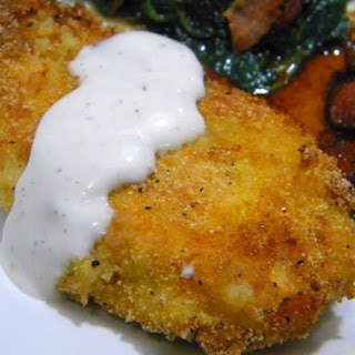 Quick Cornmeal Crusted Chicken