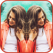 Mirror Effect Photo Editor + Echo Photo Effects