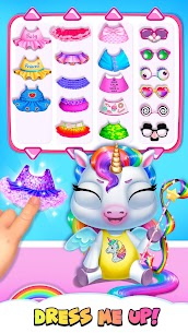 My Baby Unicorn – Virtual Pony Pet Care & Dress Up 2