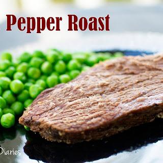 Dr. Pepper Roast