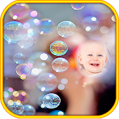 Bubble Photo Frames