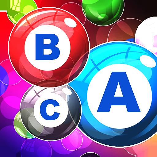 バブルストライキ - スペル 拼字 App LOGO-硬是要APP