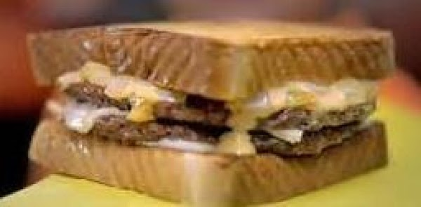 Texas Green Chili Patty Melt Recipe