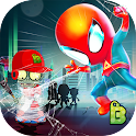 Spider Touch Zombie icon