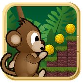 Jungle Monkey Run Game: Free! (Runner With Levels) Android APK Download Free By A Aardvark Games