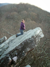 Photo: Hanging out at Hanging Rock