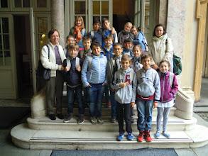 """Photo: 09/10/2014 - Direzione didattica 3° Circolo di Chivasso (To). Scuola primaria """"Mazzucchelli"""" classe V."""
