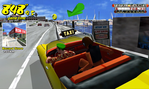 Crazy Taxi Classic 2.6 screenshots 2