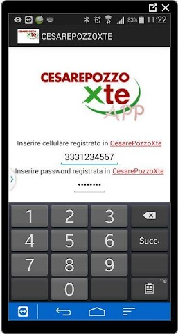 android CesarePozzoPerTe Screenshot 10