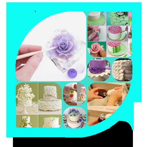 Cake Decoration Tutorial (app)