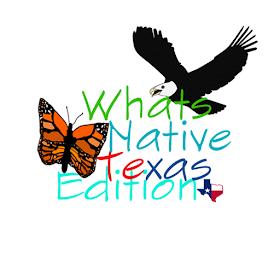 Whats native Texas edition