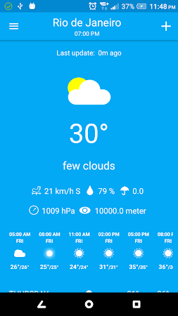 Ultimate Weather 1.1.1 screenshot 1396299