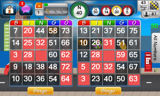 Bingo - Free Game! android2mod screenshots 1