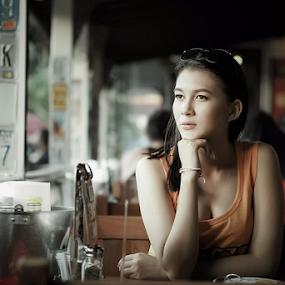 by Erwan Xu - People Portraits of Women ( model, fashion, woman, photoshoot, photography )