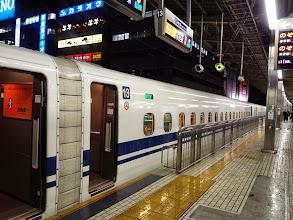 Photo: 新横浜に戻ってきました。