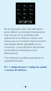 Telcel America Direct Int'l- screenshot thumbnail