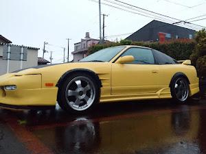 180SX RPS13のカスタム事例画像 新潟まっつ〜Class of Yellow-黄組さんの2020年07月04日07:56の投稿