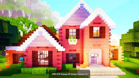 Pink house maps for minecraft pe APK - Download APK Version 1 0