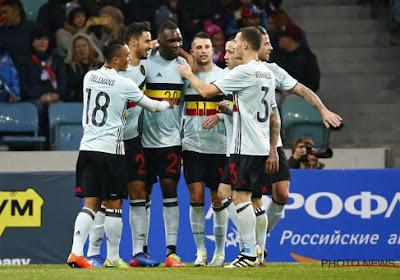 La Belgique dans le top 20 des pays exportateurs de joueurs
