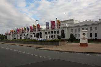 Photo: Year 2 Day 227 - Old Parliament House in Canberra