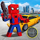Spider Blocky Rope Hero Gangstar Crime APK