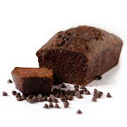 Mini Double Chocolate Loaf